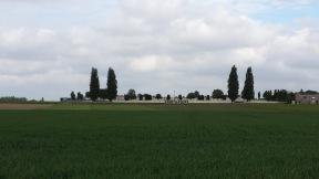 begraafplaats WO I Tyne Cot Cemetery (Zonnebeke) ©YRH2015