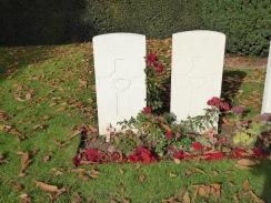 Begraafplaats WO I - Lille Gate Cemetery (Ramparts Cemetery) ©YRH2015