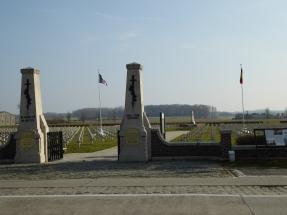Frans Kerkhof Saint-Charles de Potyze - French Cemetery Saint-Charles de Potyze ©YRH2016