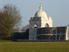 Tyne Cot Cemetery (Zonnebeke) ©YRH2016