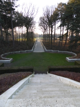 Polygon Wood Cemetery (Zonnebeke) ©YRH2016