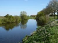 Kanaal Ieper-Ijzer (Steenstrate) - Canal Ypres-Ijzer at Steenstrate- Canal Ypres-l'Iser à Steenstrate ©YRH2016