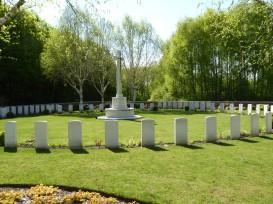 Hagereke (Zillebeke) - Hedge Row Cemetery (Zillebeke) ©YRH2016