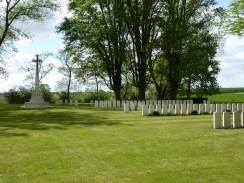 Maple Copse Cemetery (Zillebeke) ©YRH2016