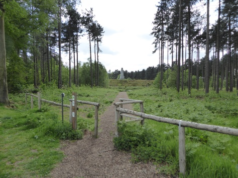 Polygoonbossen (Zonnebeke) - Polygoon Wood (Zonnebeke) - Fôret Polygoon (Zonnebeke) ©YRH2016
