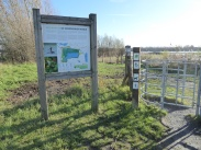 Verdronken Weide : wandel- en natuurgebied/walking and nature area ©YRH2017